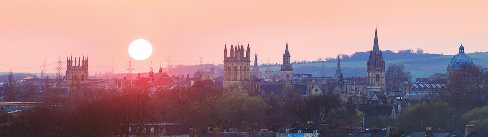 Oxford Sunset